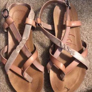 Blowfish sandals sz 12